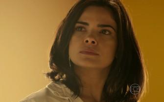 Tóia desmascara Romero, e Dante anuncia voz de prisão em público