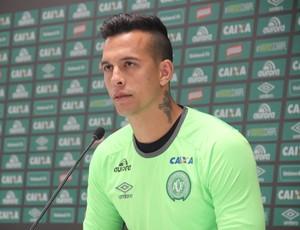 Danilo Chapecoense (Foto: Cleberson Silva / Chapecoense)