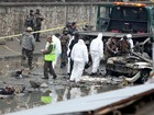Violenta explosão ouvida no centro de Cabul, no Afeganistão