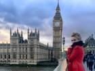 Em Londres, Ludmila Dayer tranquiliza fãs após atentado: 'Estamos bem'