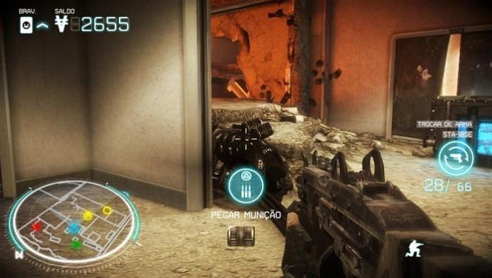 Resultado de imagem para contador de munição game