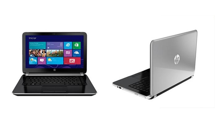 Modelo da HP é o mais econômico com Core i5 (Foto: Divulgação/HP)