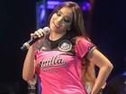Funkeira Anitta vai se apresentar domingo em Petrópolis, no RJ