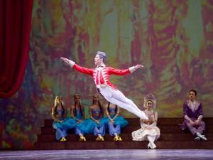 Bolshoi abriu o 33º Festival de Dança de Joinville (Foto: Festival de Dança de Joinville/Divulgação)