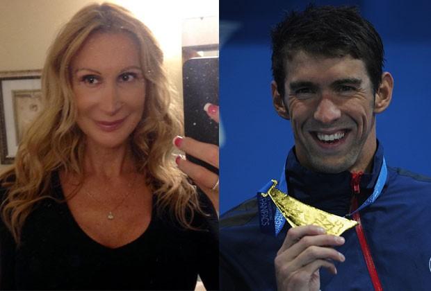 Namorada do nadador Michael Phelps revela que nasceu homem