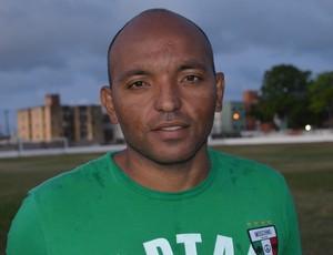 Gil Bala, atacante, Auto Esporte, treino (Foto: Pedro Alves / GloboEsporte.com/pb)