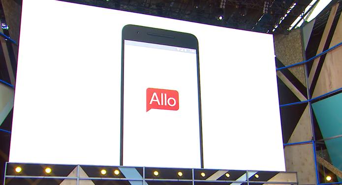 Allo: Google anuncia novo mensageiro para celular (Foto: Reprodução/Google)