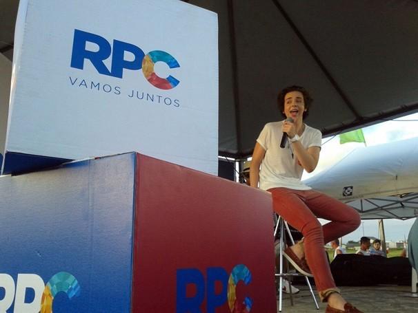 Edu Chociay (Foto: Divulgação/ RPC)