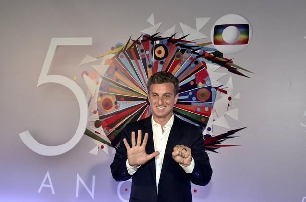 Luciano Huck (Foto: Roberto Teixeira/EGO)
