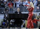 Lady Gaga será principal atração do show de intervalo do Super Bowl