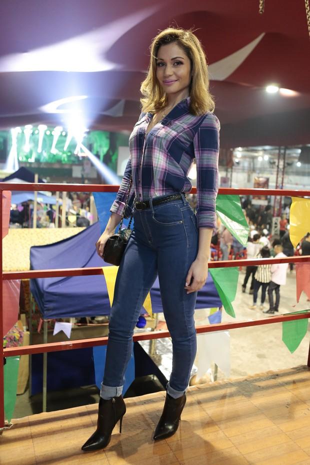 Maria Melilo (Foto: Rafael Cusato/Brazil News)