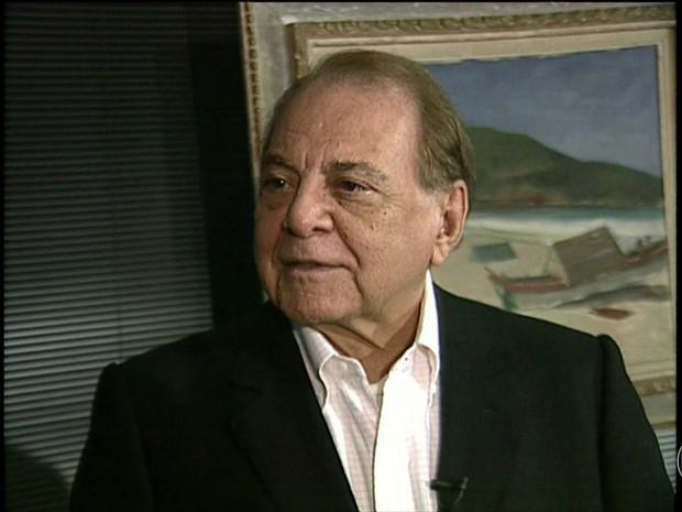Ivo Pitanguy (Foto: Reprodução/Globo)