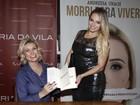 Jéssica Lopes cogita mudança de vida tendo Andressa Urach como exemplo