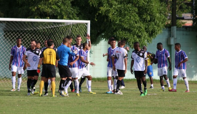 Madureira x Resende - Final Copa Rio (Foto: Fabrício Salvador)