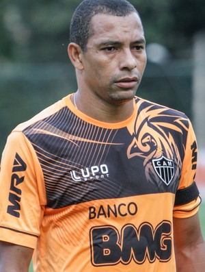 Gilberto Silva, Atlético-MG, treino, Cidade do Galo (Foto: Bruno Cantini / Site Oficial do Atlético-MG)