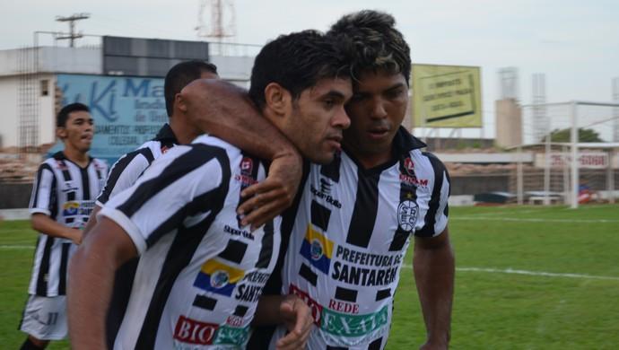 Diego Ratinho São Raimundo x Águia (Foto: Weldon Luciano/GloboEsporte.com)