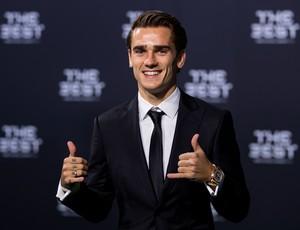 Griezmann premio Fifa (Foto: AFP)