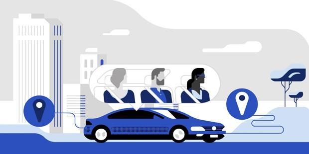 Uber lança uberPOOL, para usuários dividirem viagem e conta com estranhos, em São Paulo. (Foto: Divulgação/Uber)