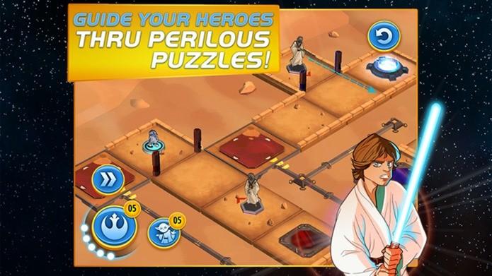 Game de estratégia conta com toda a história de Star Wars (Foto: Divulgação)