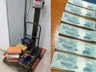 PF apreende cocaína e cédulas falsas após encomendas suspeitas no CE