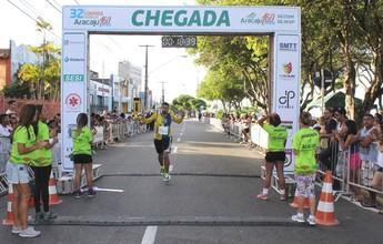 Estão abertas as inscrições para a 34ª edição da Corrida Cidade de Aracaju