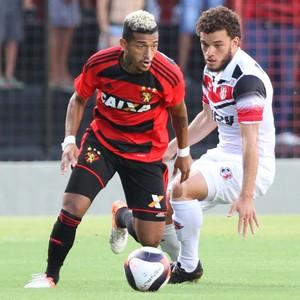 Sport x Santa Cruz (Foto: Marlon Costa (Pernambuco Press))