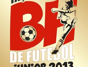 Taça BH de Futebol Júnior; logo (Foto: Reprodução / Site Oficial do Cruzeiro)