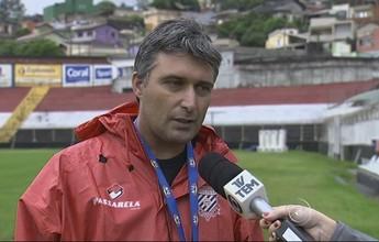 Técnico português deixa o comando do Paulista após apenas 20 dias