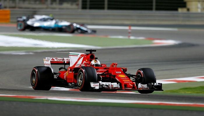 Sebastian Vettel vence o GP do Bahrein