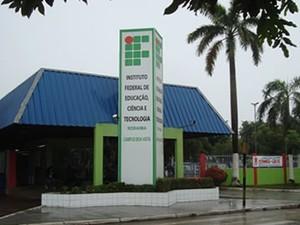 Instituto Federal de Roraima abre inscrições para Processo Seletivo 2013.2 (Foto: Emmily Melo/G1)