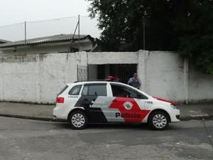 Polícia foi acionada para resolver a situação (Foto: Roberto Strauss/Arquivo Pessoal)