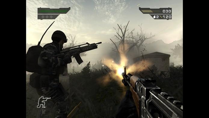 Conheça os melhores FPS do Playstation 2 (Foto: Divulgação)