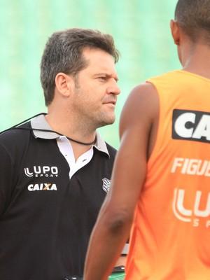 argel fucks figueirense treino (Foto: Luiz Henrique / FFC)