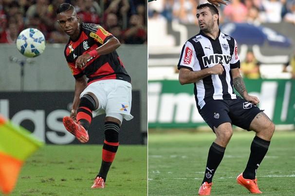Pelo Brasileirão, o Flamengo enfrenta o Atlético-MG, no Maracanã, neste sábado, dia 20 (Foto: globoesporte.com)