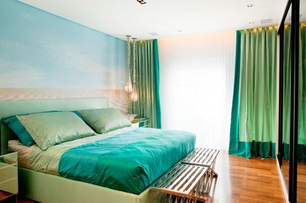 Top 10 quartos verdes (Foto: Divulgação )