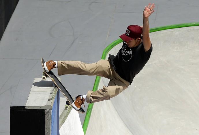 Pedro Barros vence os X Games (Foto: Ezra Shaw/Getty Images)