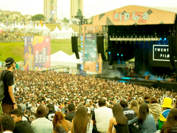 Lollapalooza - Publico (Foto: Felco)