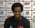 Magno Cruz evita condenar empate  do Atlético-GO no clássico com Vila