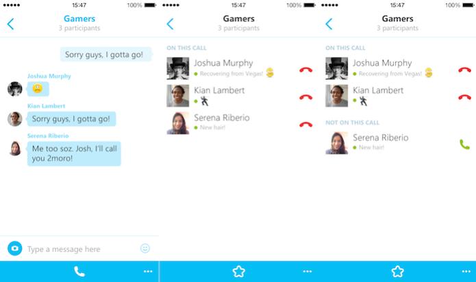 Atualização do Skype traz chamadas de áudio em grupo (Foto: Divulgação/Microsoft) (Foto: Atualização do Skype traz chamadas de áudio em grupo (Foto: Divulgação/Microsoft))