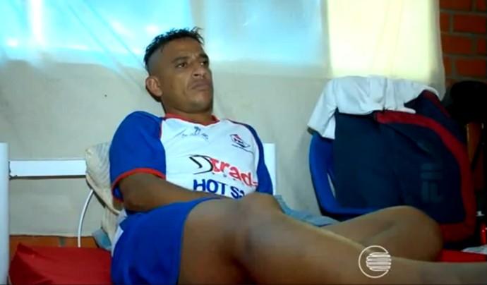 Edson Di (Foto: Reprodução/TV Clube)