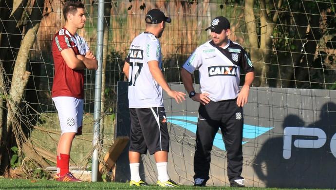 Bruno Fornaroli Figueirense avaliação (Foto: Luiz Henrique / Figueirense FC)