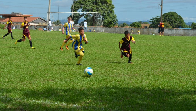 Ariquemes vence nas categorias Sub-12 e Sub-16 da Copa de Categorias de Base (Foto: Eliete Marques)