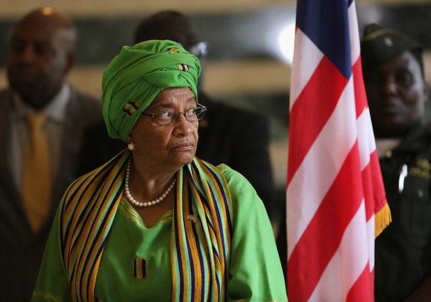 Ellen Johnson Sirleaf (Foto: Getty Images)