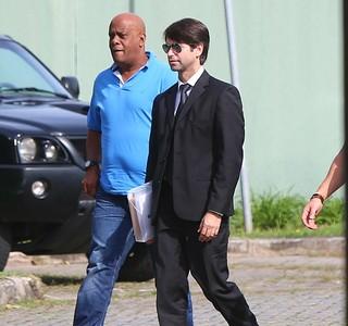 André Negão Corinthians Policia Federal (Foto: Marcos Bezerra/Futura Press/Estadão Conteúdo)