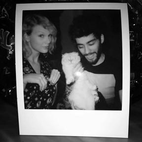 Taylor Swift e Zayn Malik  (Foto: Instagram/ Reprodução)