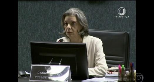 críticas a juiz (Reprodução/TV Rondônia)
