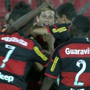 Flamengo enfrenta o Corinthians na decisão da Taça BH (Foto: Reprodução/ SporTV)