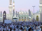 Muçulmanos celebram o fim do Ramadã