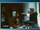 Câmeras de segurança flagram assalto a loja de roupas em Fortaleza