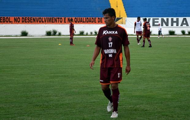 Olívio deixa o Boa Esporte após mais de 150 jogos com a camisa do time (Foto: Tiago Campos / Globoesporte.com)